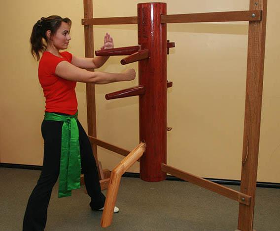 Kung Fu Wooden Dummy